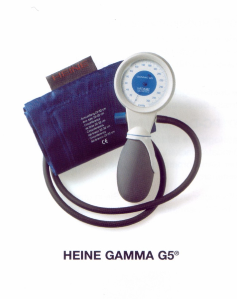 Picture of Bp Aneroid Gamma G5 Student